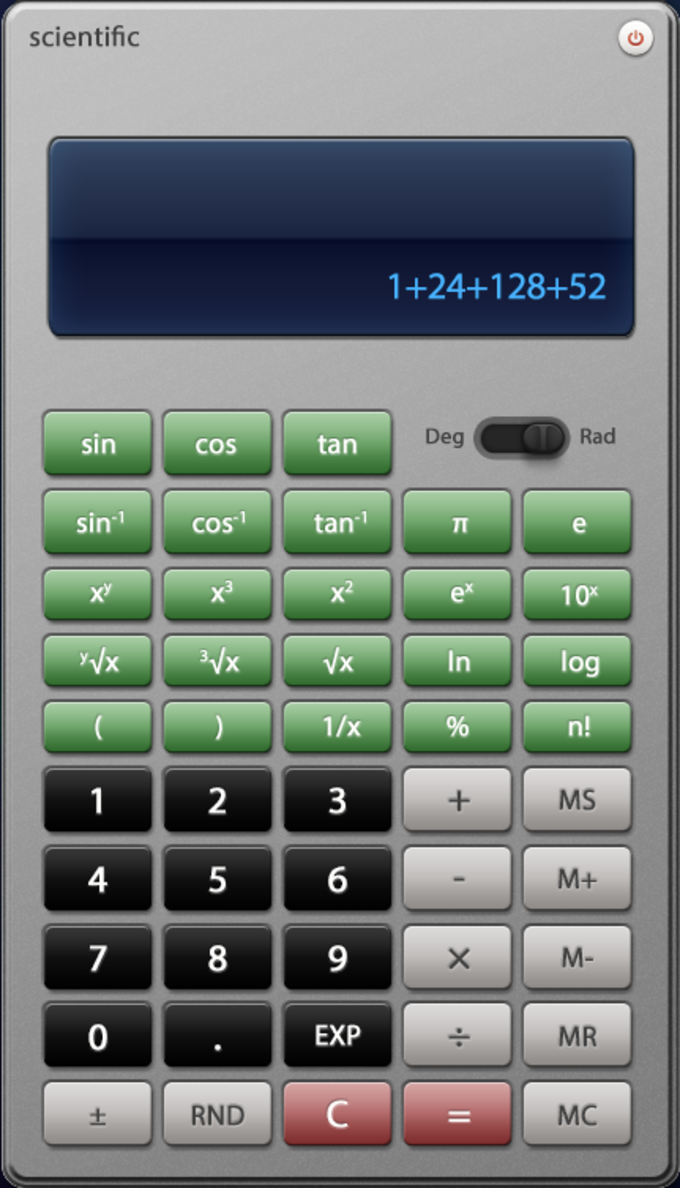 Free Jetico Scientific calculator