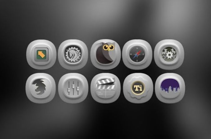Timbul Icon Pack