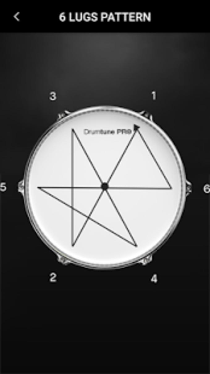 Drumtune PRO | Drum Tuner > Drum tuning made easy
