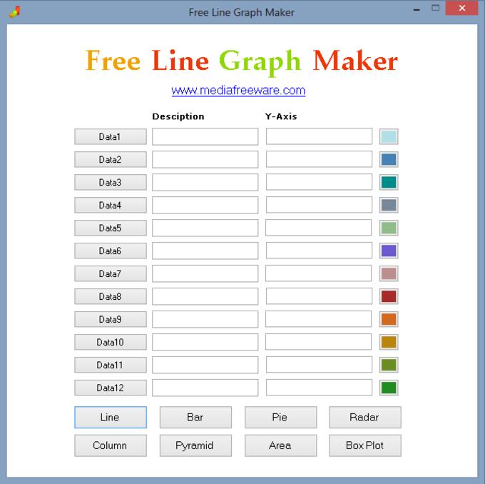 Free Line Graph Maker
