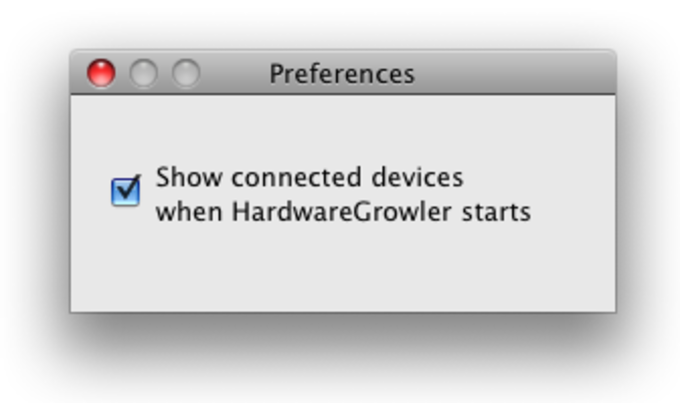 Hardware Growler