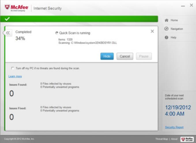 McAfee Internet Security Suite
