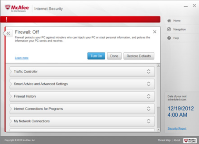 mcafee internet security 2013 download free full versiongolkes