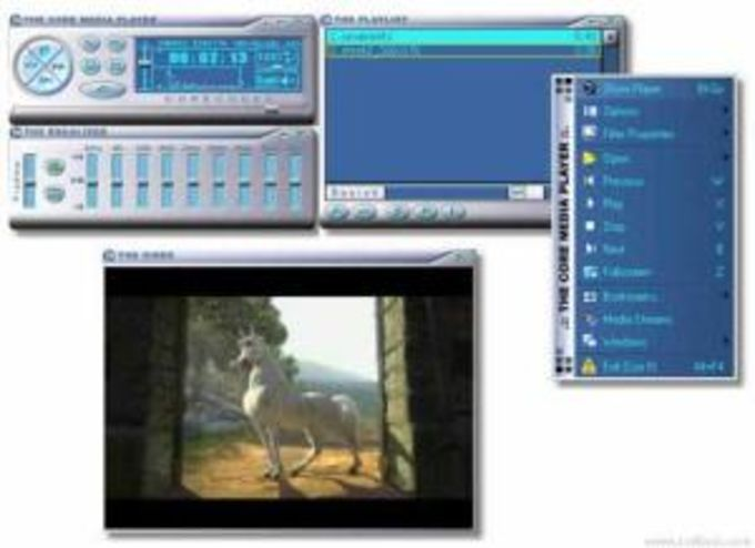 The Core Media Player