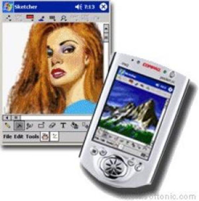 iPaint Pocket Edition