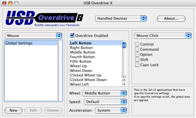USB Overdrive X