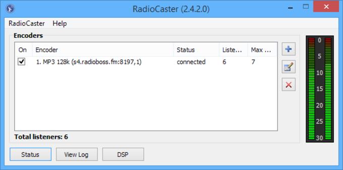 Radio Caster