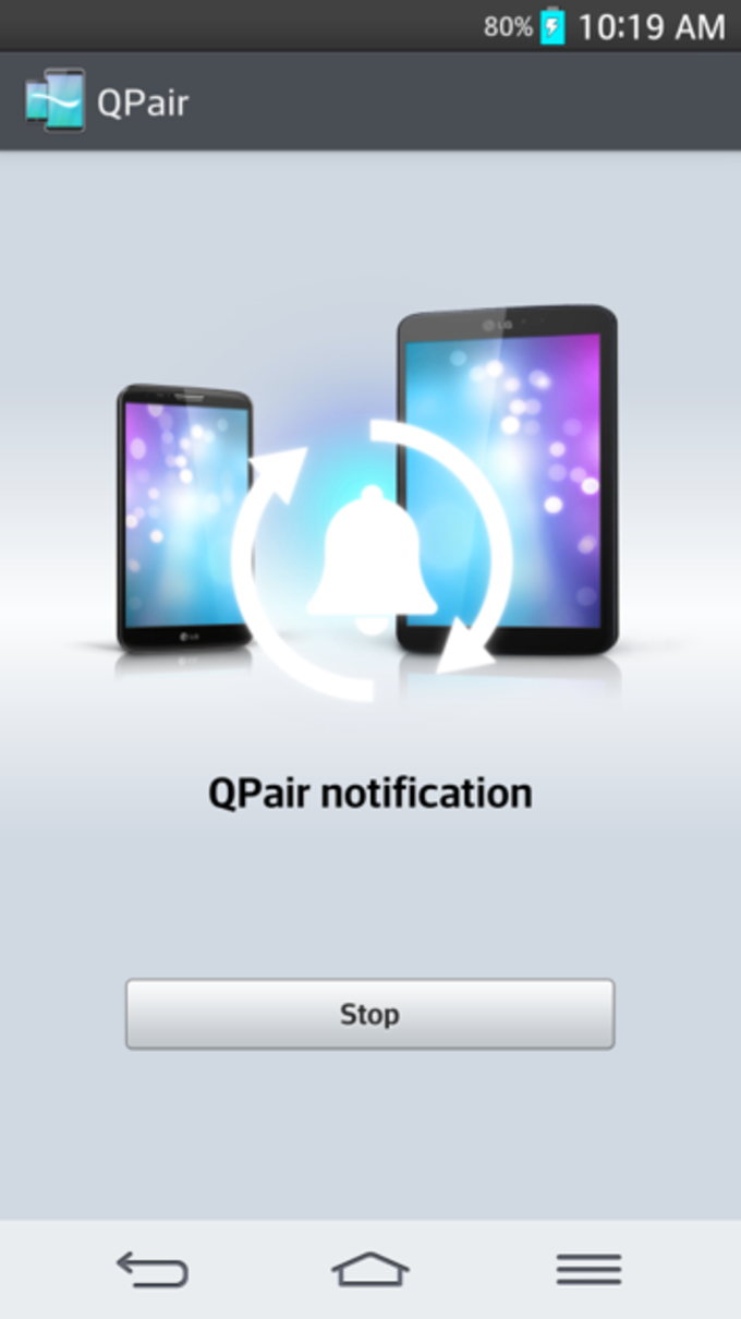 QPair for G Pad 8.3 LTE