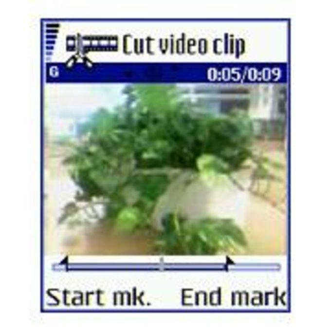 Nokia Video Editor