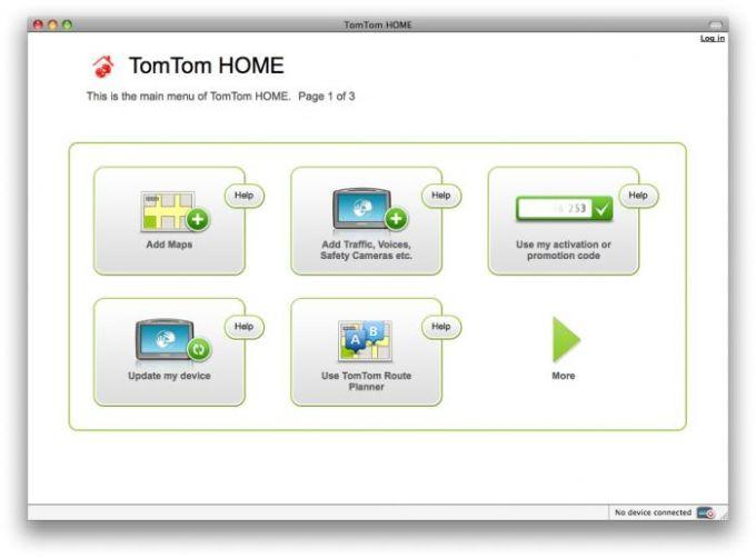 TomTom Home