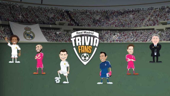 Real Madrid Trivia Fans