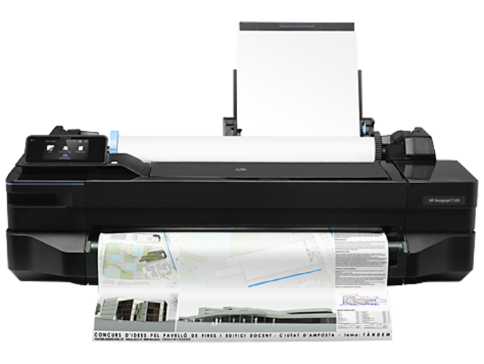 HP DesignJet T120 Printer drivers