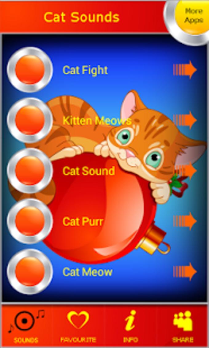 Sonidos De Gato