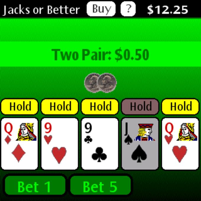 Eric Snider's Video Poker