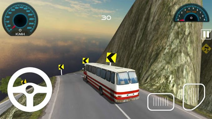 Mountain Bus Simulator