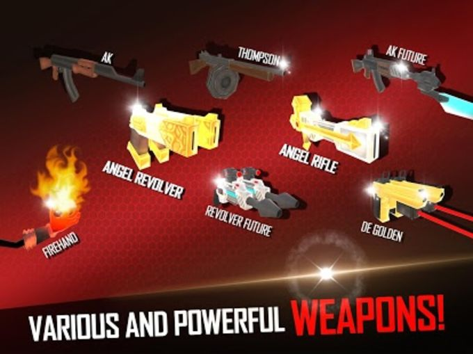 Sniper Shooter Stickman 3 Fury