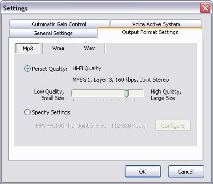 Audio Recorder for Free