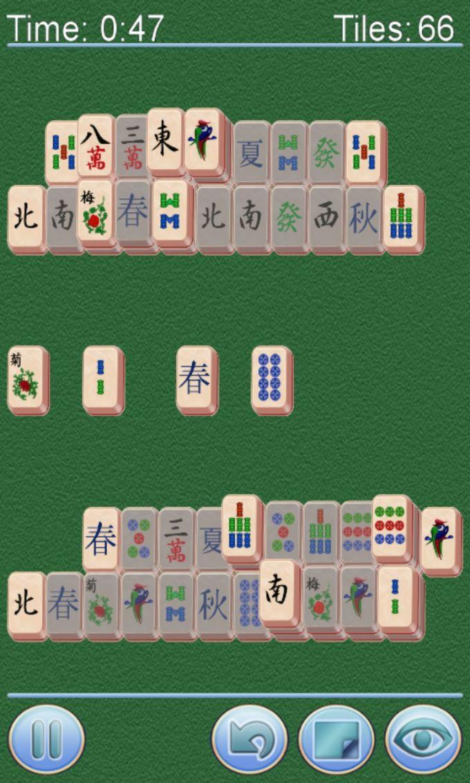 Mahjong free.