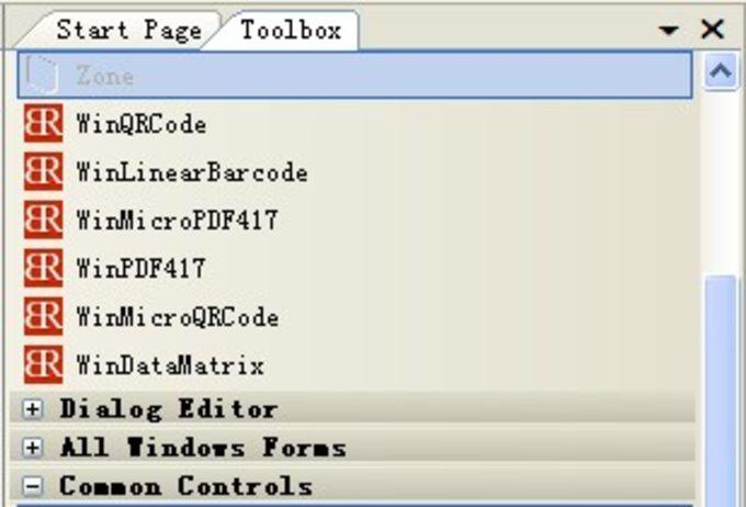 BizCode Barcode Generator for WinForms