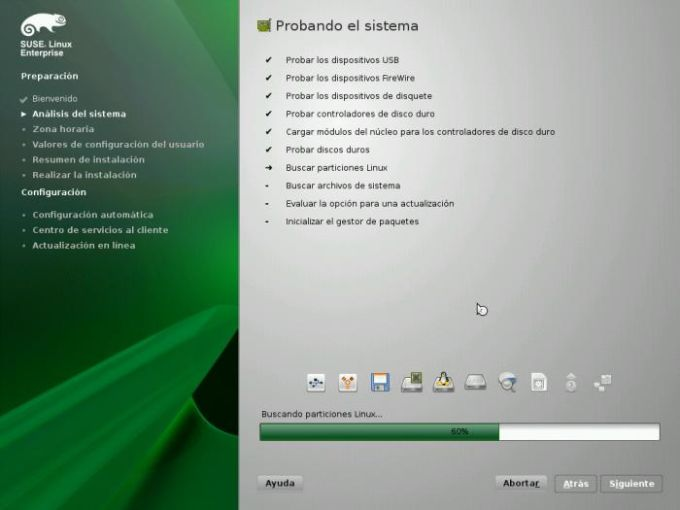 SuSE Linux