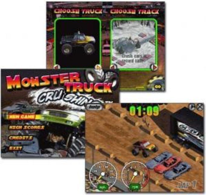 Monster Truck Crushing