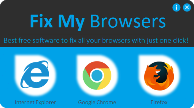 Fix My Browsers
