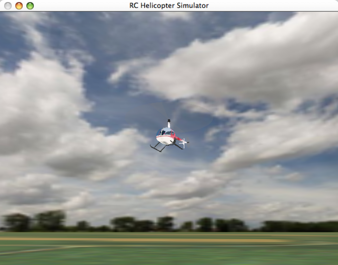 RC Helicopter Simulator
