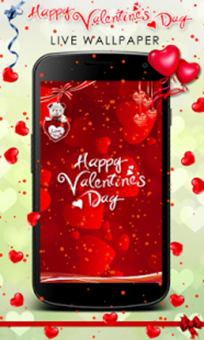 Valentine's Day Live Wallpaper