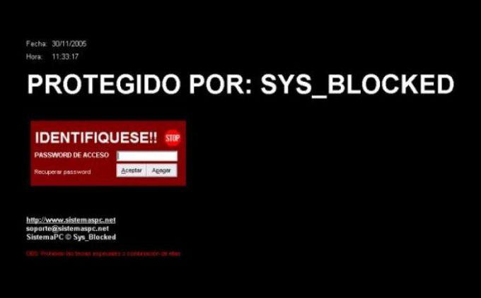 Sys_Blocked