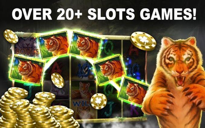 Slots VIP Deluxe Slot Machines