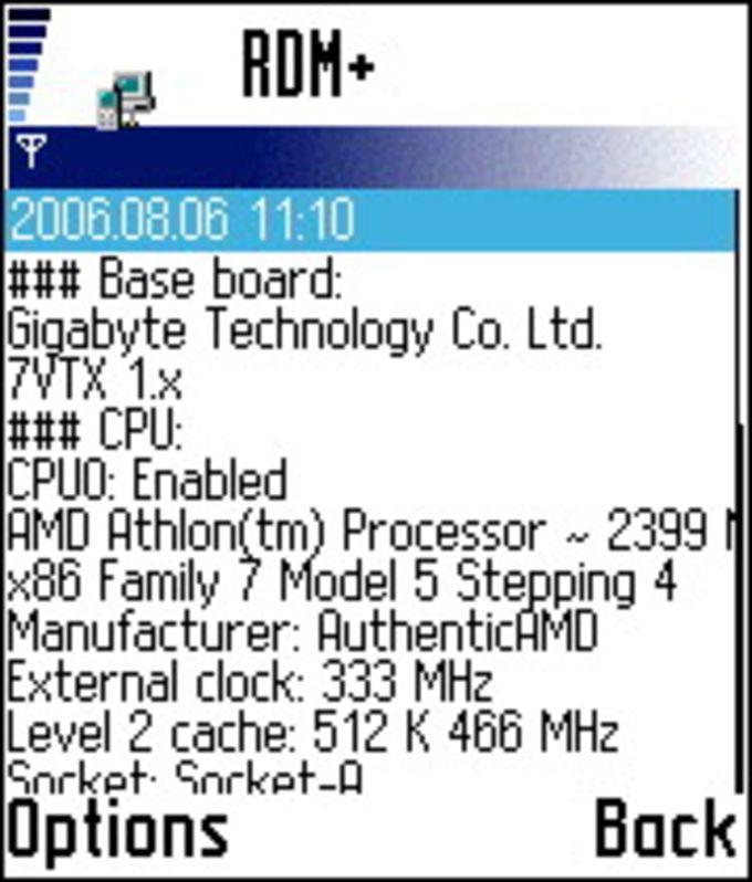 RDM+ Remote Desktop for Mobiles