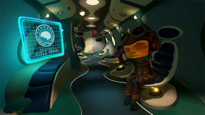 Psychonauts In The Rhombus Of Ruin PS VR PS4