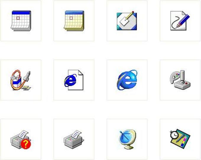 1000 Windows Icons