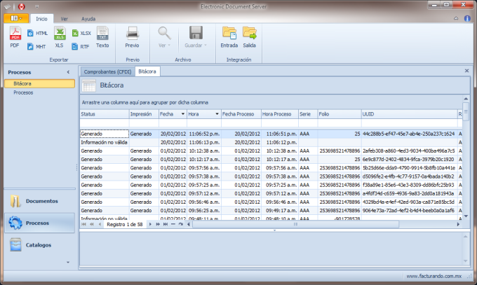 Electronic Document Server