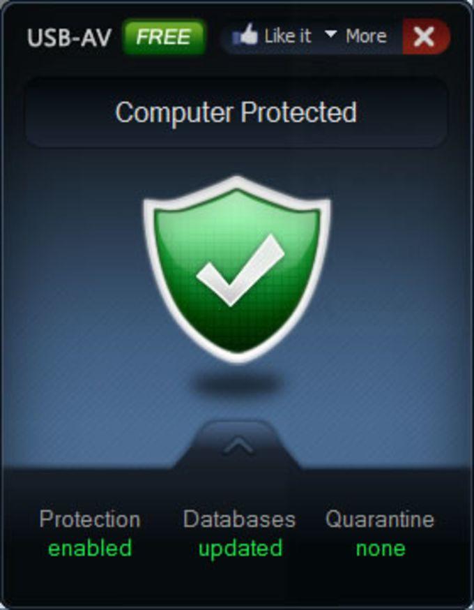 USB-AV Antivirus 2013