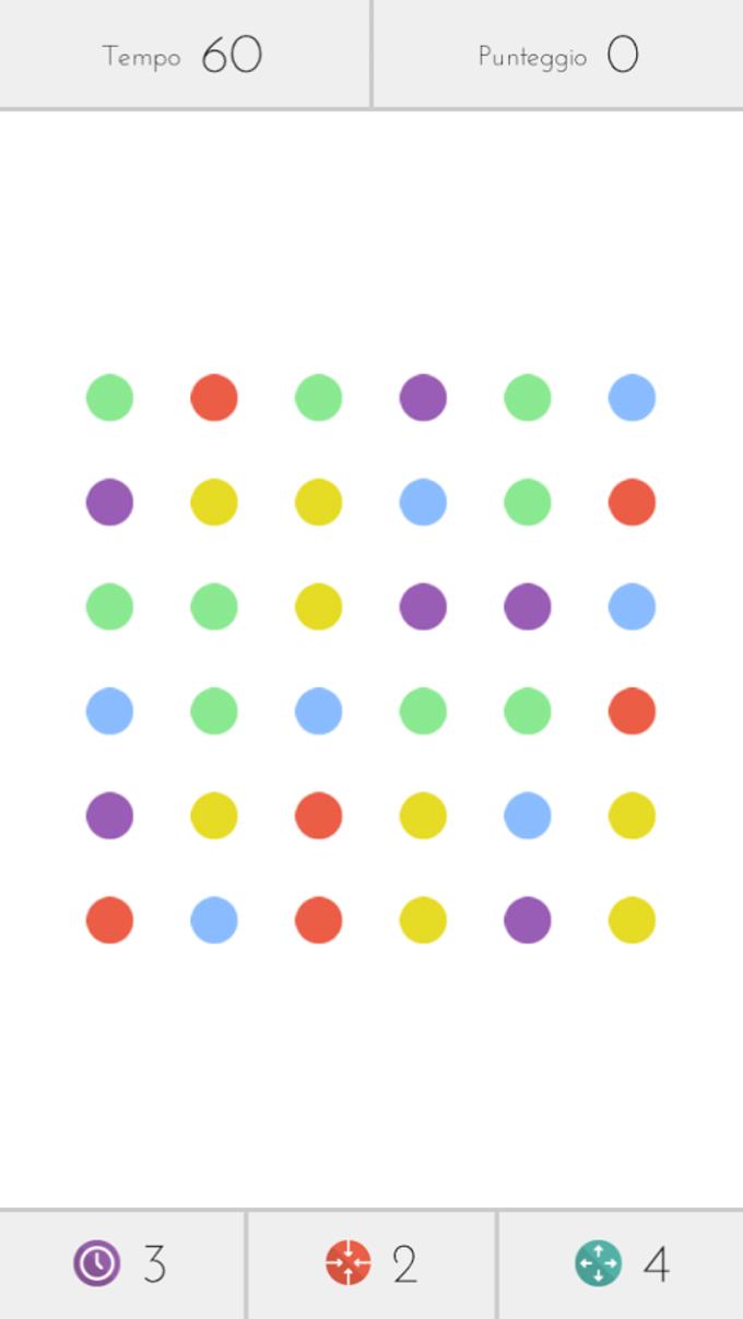 Dots : un jeu de connexions