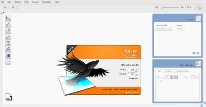 Aviary Raven