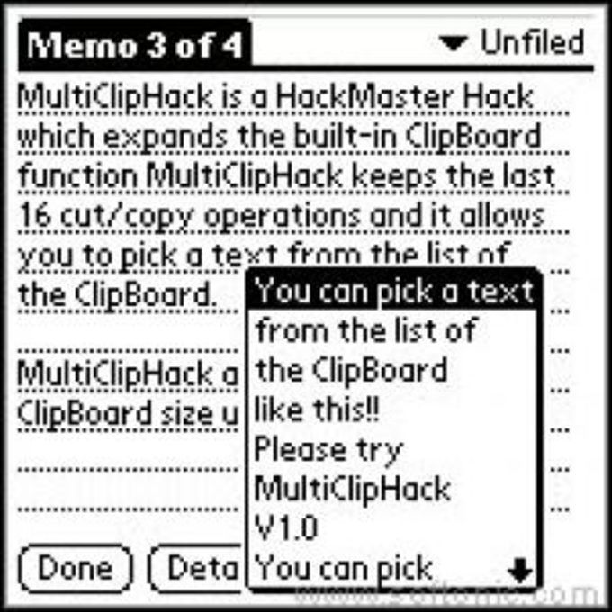 MultiClipHack