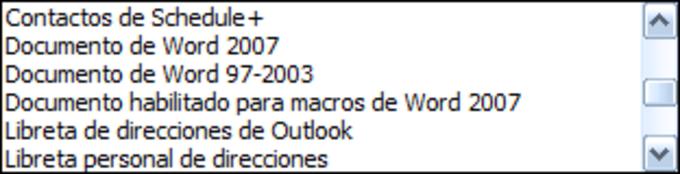 Paquete de compatibilidad de Microsoft Office