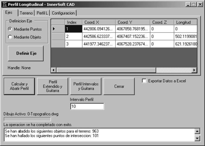 InnerSoft CAD para AutoCAD 2016