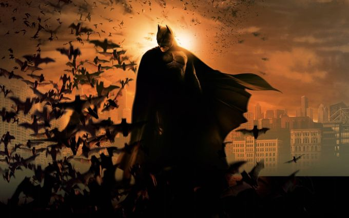 Thème Batman The Dark Knight Rises pour Windows 7