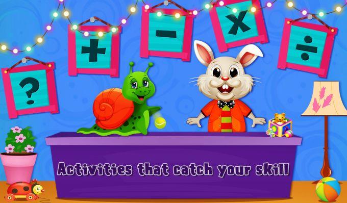 Bingo Maths Games For Kids