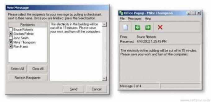 OfficePopup