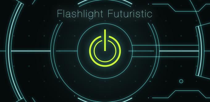 Flashlight Futuristic