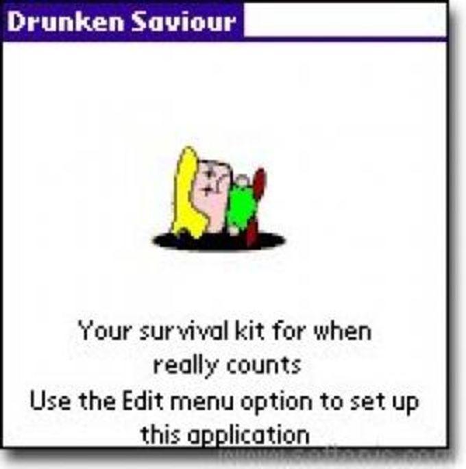 Drunken Saviour