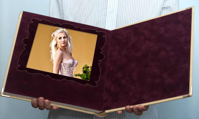 Wedding Album Photo Frames