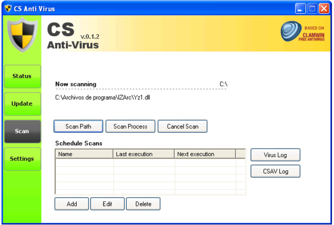 CS Anti-Virus