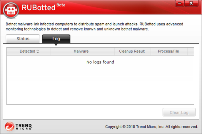 Trend Micro RUBotted