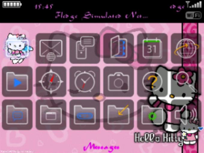 Tema de Hello Kitty