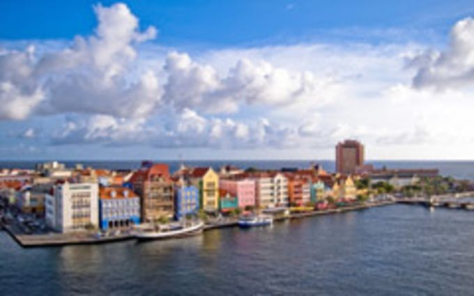 Curacao from Above